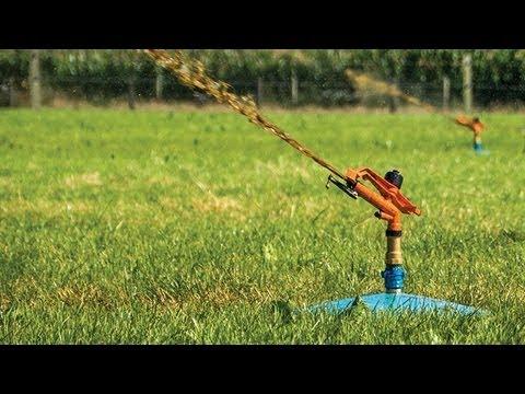 Nevada Fertigator Dairy Effluent Irrigation