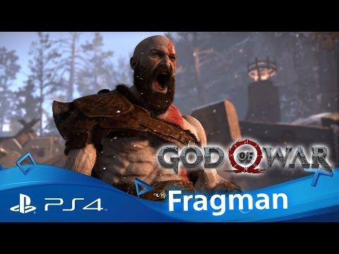 god of war  e3 2016 türkçe altyazılı oynanış fragmanıps4