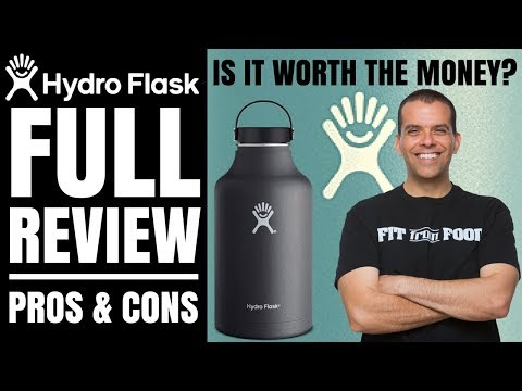 HYDRO FLASK FULL REVIEW / IS IT WORTH IT?