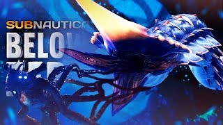 THE ICE WORM!! - Subnautica Below Zero - New Footage