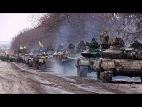 Украина: бои за