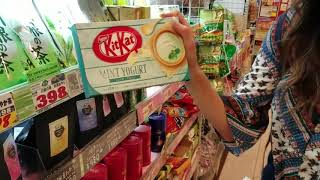 KIT KAT FLAVORS One Year To Go Summer Olympics 2019 CHRISTINE