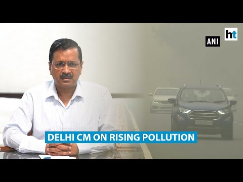 Delhi pollution: CM seeks neighbour states' help; issues appeal on Odd-Even
