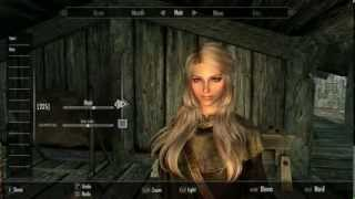 Repeat youtube video Skyrim Mod: SG Hair Pack Review
