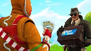 I paid a hacker on fiverr to give me Fortnite wins...
