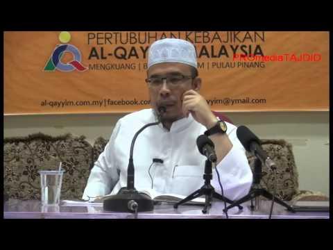 26-12- Dr. Asri Zainul Abidin: Ahli Perang Badar, Generasi Terbaik