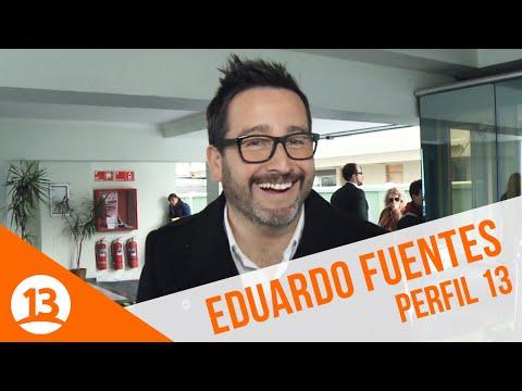 Conoce a Eduardo Fuentes  Perfil 13