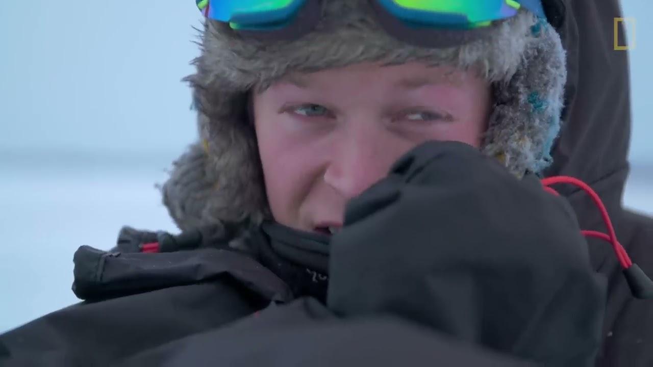 Male Polar Bear Fight Club - Ep. 2 | Wildlife: The Big Freeze