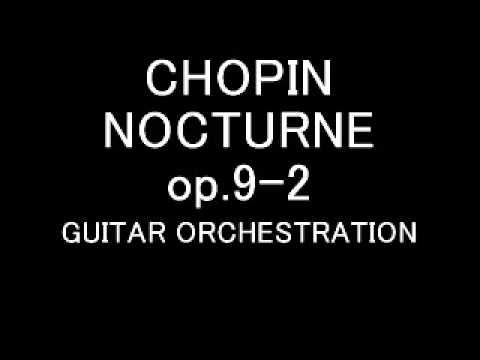 chopin nocturne op 9 no 2 tarrega pdf