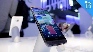 HTC Sense 7: Changing Themes (One M9)