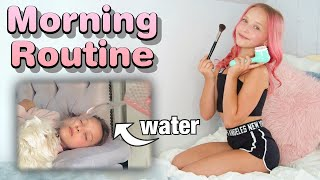 Morning Routine 2020 You won't BELIEVE how my Mom wakes me up!