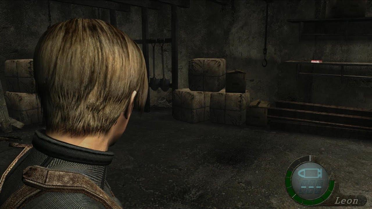 Моды на Resident Evil 4