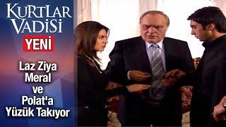 Laz Ziya Meral ve Polat'a Yüzük Takıyor - Kurtlar Vadisi | 2019 - YENİ