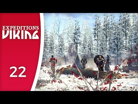 Camping done right - Let's Play Expeditions: Viking #22