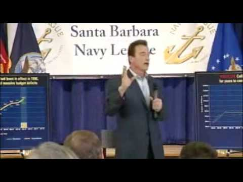 Governor Participates in Budget Discussion in Santa Barbara