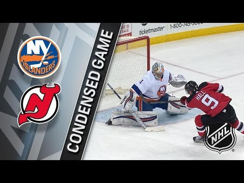New York Islanders vs New Jersey Devils – Mar. 31, 2018 | Game Highlights | NHL 2017/18. Обзор