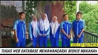 Tugas Web Database Kelompok I