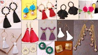 Girls Fashion! Daily Were Looking Beautiful - 13 DIY Earrings