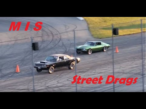 Madison International Speedway Street Drags 8/8/2019