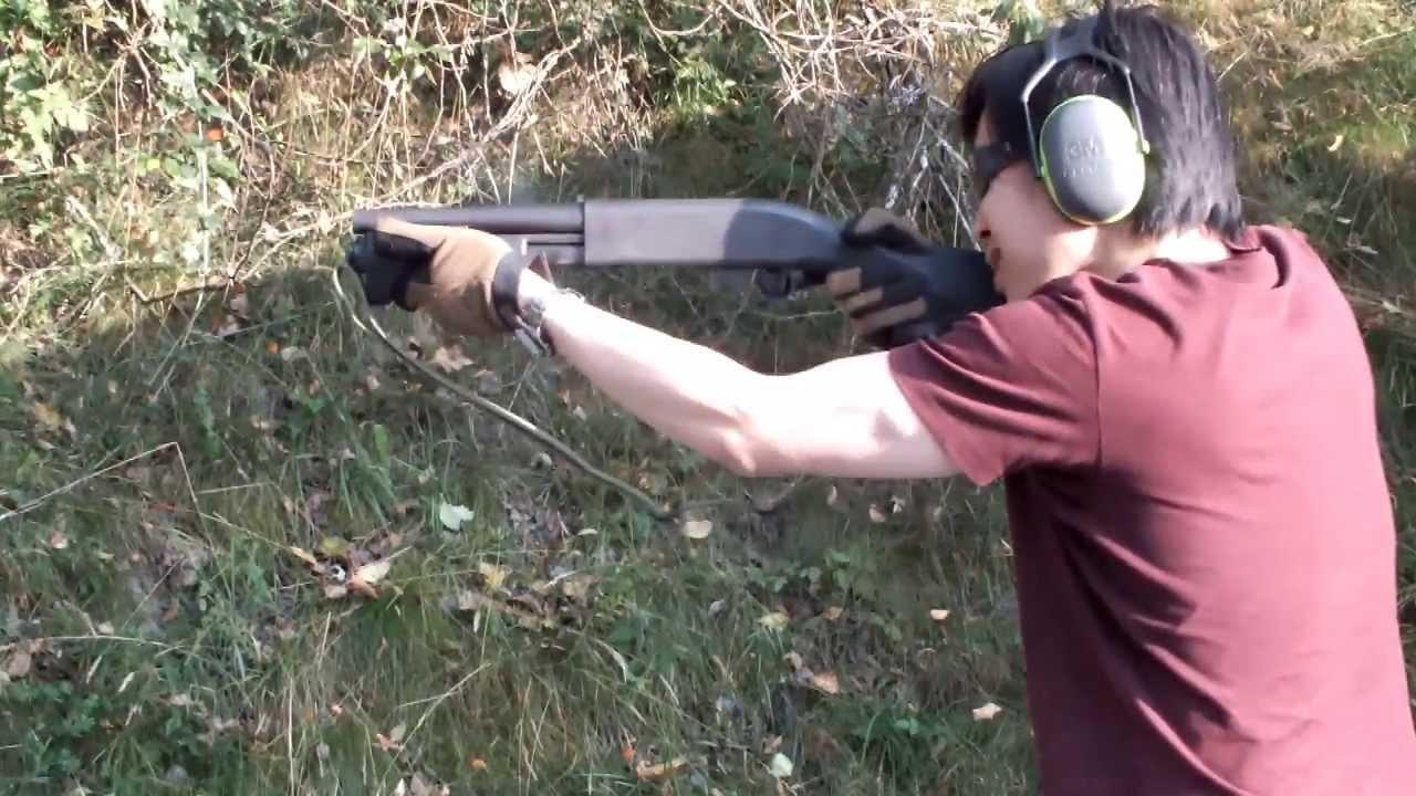 Dominion Arms Grizzly 8 5` 12 ga Shotgun (Remington 870 clone)