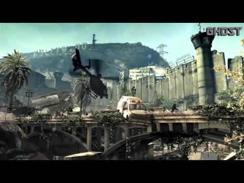 Call of Duty  Ghosts Music Video HD Three Days Grace   Get out alive