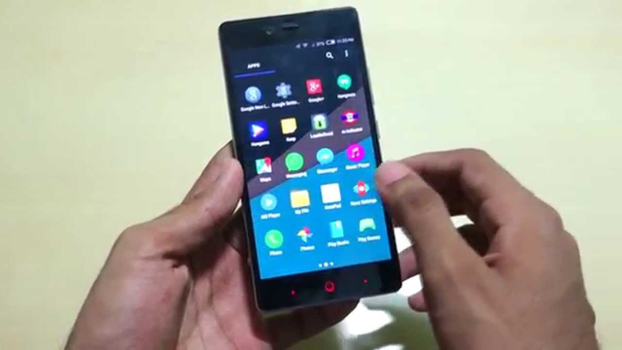 Nubia Z9 Mini Unboxing And Initial Impressions With Camera Samples Zte Youtube