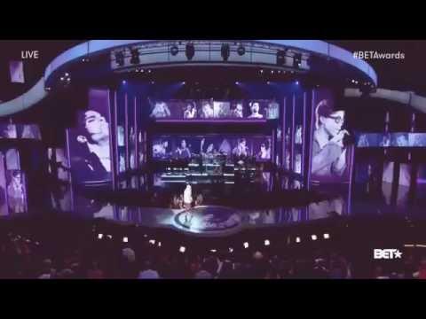 Jennifer Hudson Delivers Show Stopping Performance Of #PurpleRain #BetAwards16