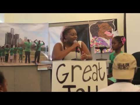 freedom school hope village finale