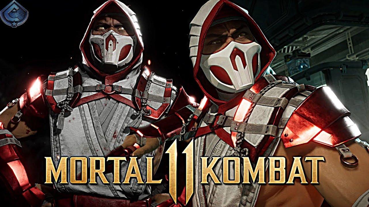 Mortal Kombat 11 Online - CRIMSON SCORPION IS UNSTOPPABLE!
