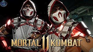 Mortal Kombat 11 Online - CRIMSON SCORPION IS UNSTOPPABLE! / Видео