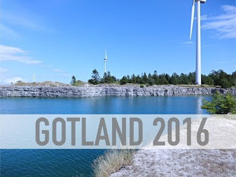 GOTLAND 2016 - Inte en vanlig vlogg! (lifestyle video)