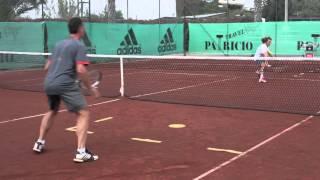 Patricio Checkpoint Tennisacademy