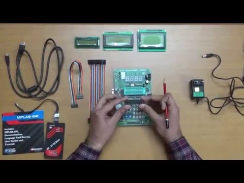 PIC Development Board and Other Tools for PIC Programming