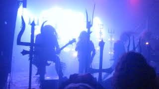 Watain - Angelrape live in Portland March 14, 2018