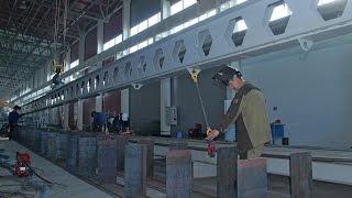 В Луховицах готовится к открытию крановый завод(, 2014-10-29T23:49:35.000Z)