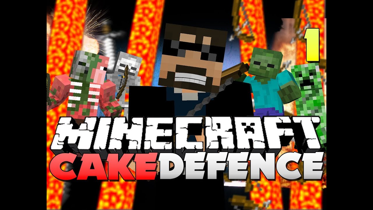 Cake Defense  Ssundee