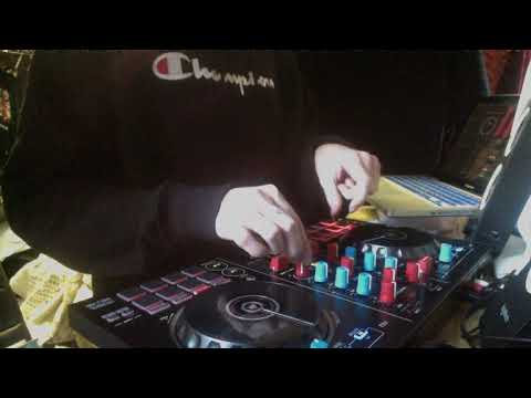 Colin Pierce Live Techno Mix 9 Feb 19
