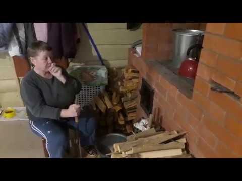 Как быстро растопить печку