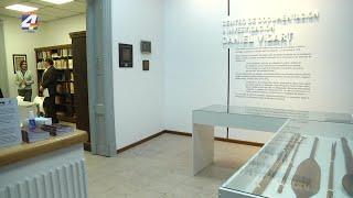 Se inauguró el Centro de Documentación e Investigación Daniel Vidart