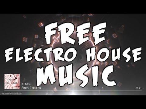 DJ Niton - Shen Returns FREE Electro House Music For Monetize