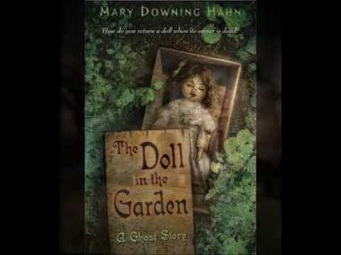 book trailer the doll in the garden by mary downing hahn youtube - The Doll In The Garden