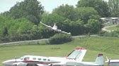 Cessna 337 Super Skymaster Takeoff - YouTube