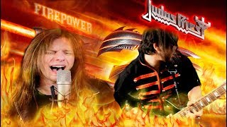 Judas Priest - Lightning Strike (Vocal Cover) feat. Yiannis M