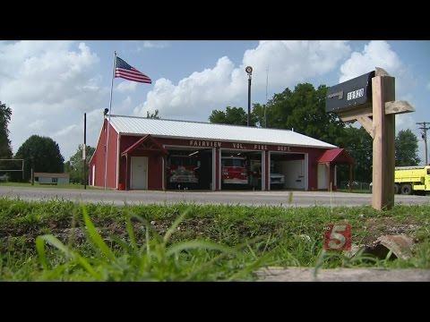 Grants Help Volunteer Fire Department Update Old, Inefficient Equipment