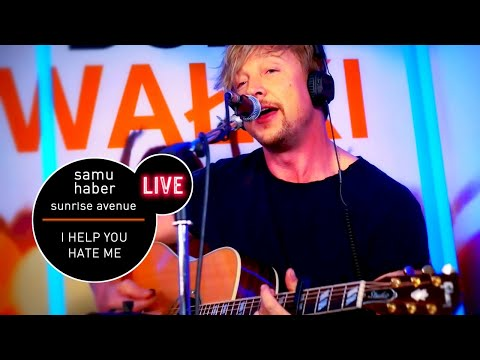 Sunrise Avenue - I Help You Hate Me (Live at MUZO.FM).