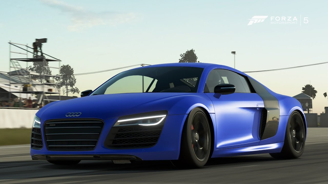 2017 Audi R8 V10 Plus Review  DoubleClutchca