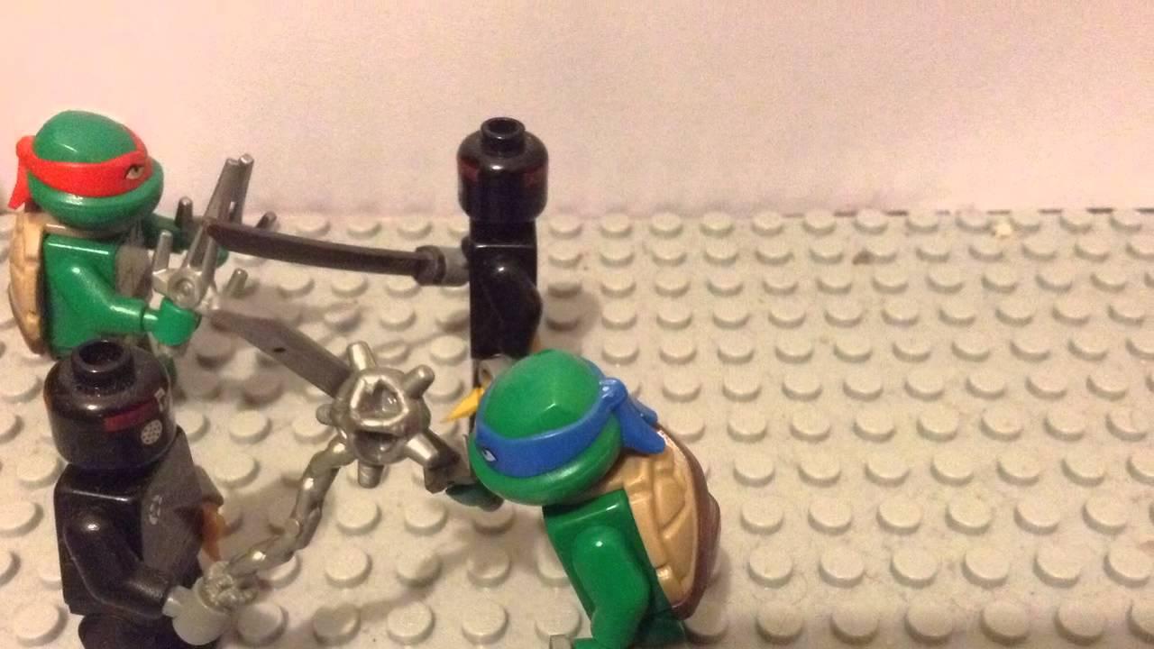 Lego Tortue Ninja Saison 2 Bande Annonce