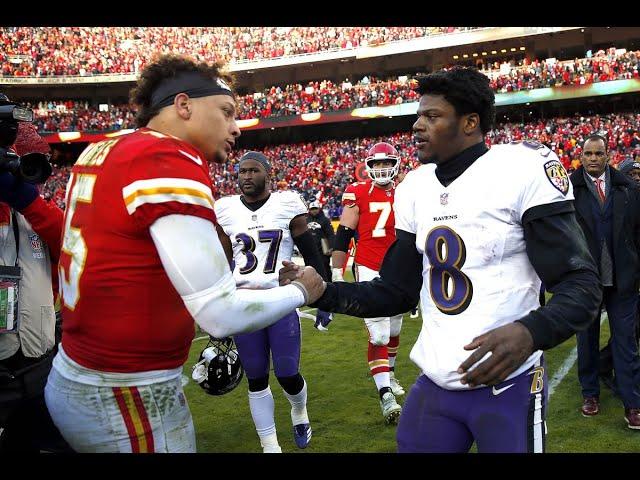 Pronostics Divisional NFL : Ravens et Chiefs à l'unanimité