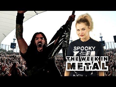 The Week in Metal - October 9, 2017 | MetalSucks
