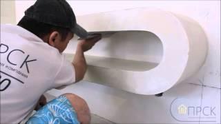Видео урок шпатлевка стен